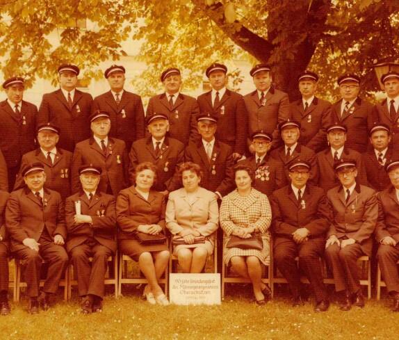 90-jähriges Gründungsfest des Männergesangsvereins