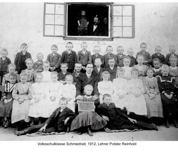 Volksschulklasse 1912