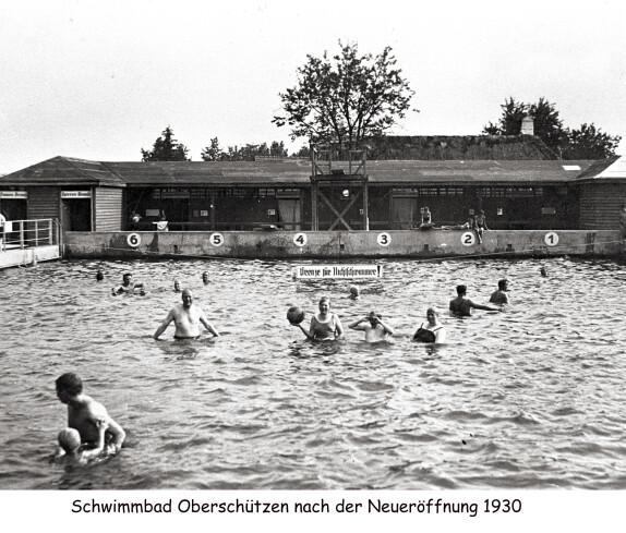 Schwimmbad Oberschützen nach der Neueröffnung